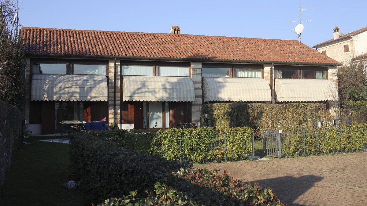 Appartamenti corte rurale ristrutturata