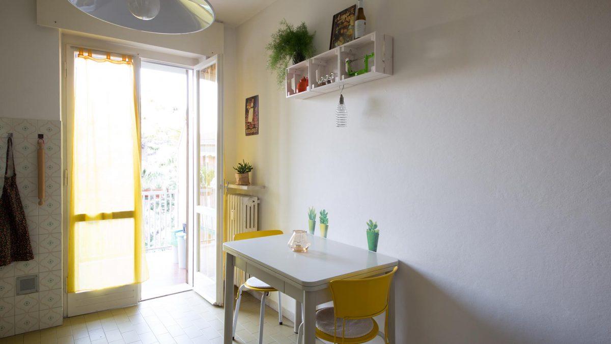Arredo interni vintage tavolo