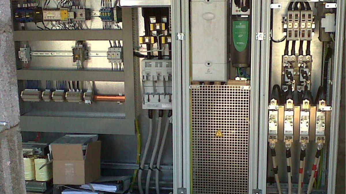 Inverter impianto fotovoltaico azienda produttiva