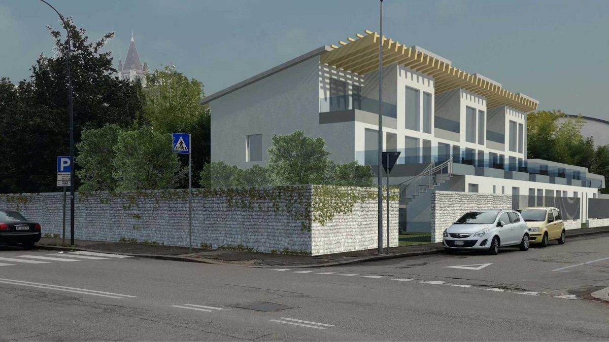 Proposta progetto residenze signorili Verona
